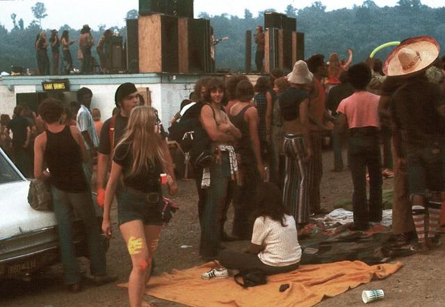 Chicora Concert  1971
