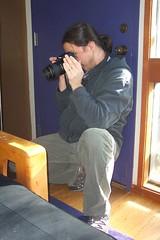 the elusive photographer