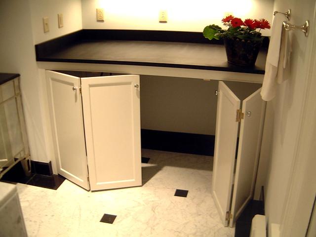 washer dryer cabinet flickr photo sharing. Black Bedroom Furniture Sets. Home Design Ideas
