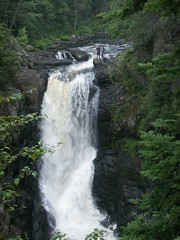 Moxie Falls - The Forks, Maine 4