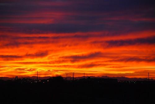 arizona sunrise unitedstates chandler eastvalley