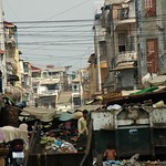 Street Garbage - Phnom Penh, Cambodia