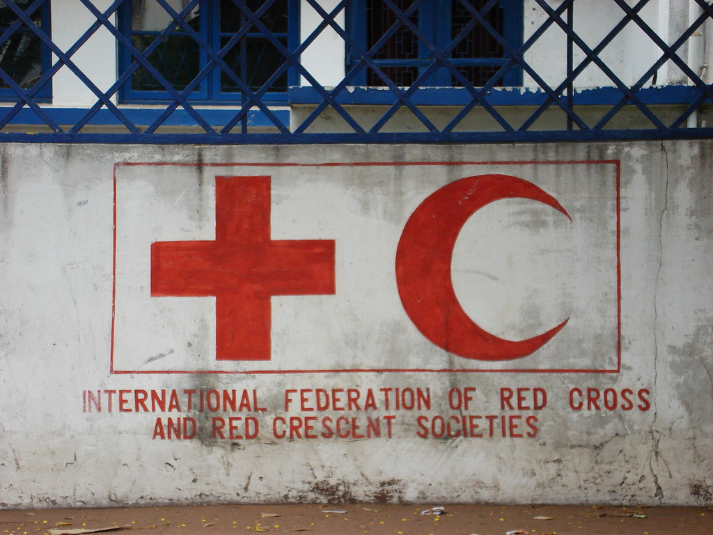 International federation of red cross and red crescent societies