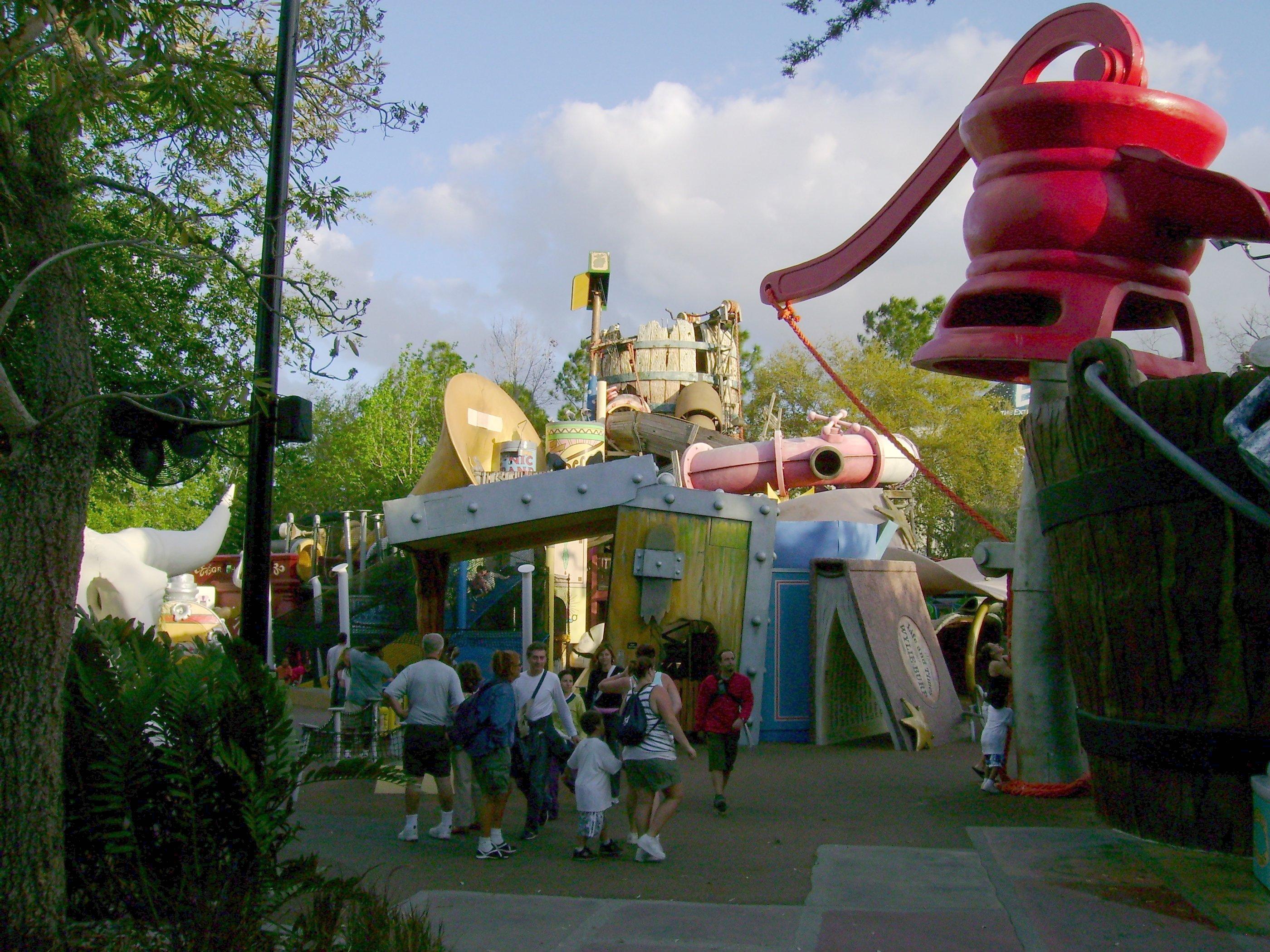 Universal Studios Florida 2007