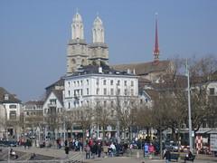 Free Walk Zurich