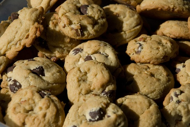 Pics Of Chocolate Chip Cookies