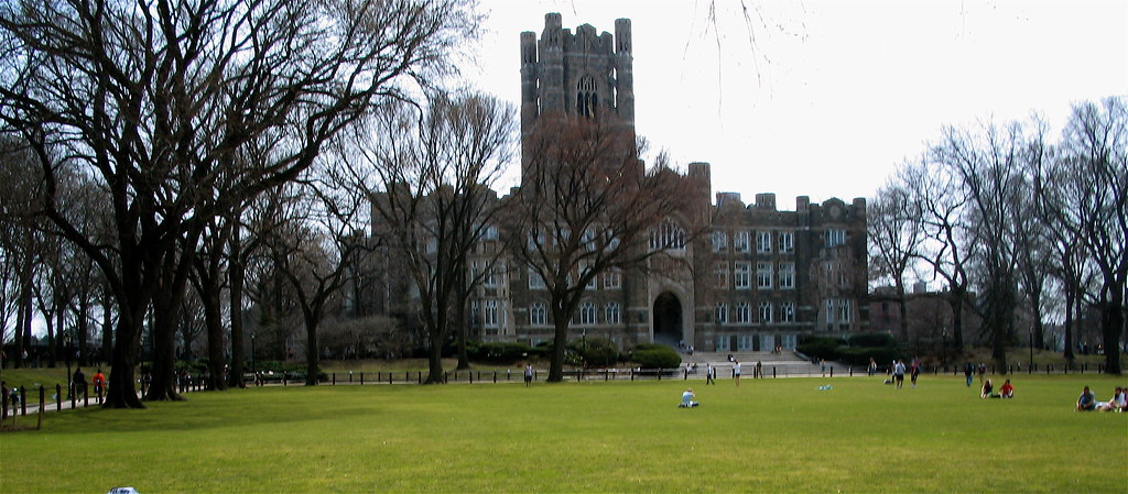 Fordham University Rose Hill Campus Bronx Ny One Of Seve Flickr