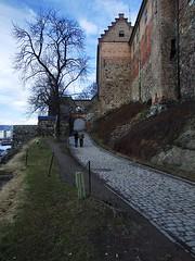 Akershus Festning wall (Oslo)