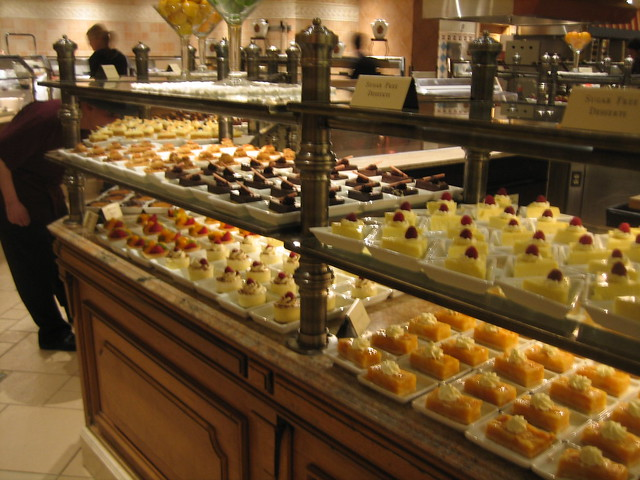 reviews of The Buffet at Bellagio