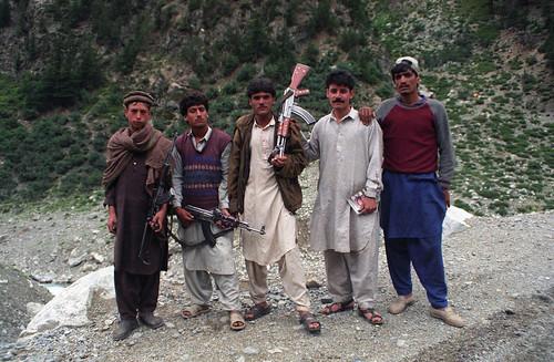 pakistan castle asia 1996 valley guns rowan nwfp kalam swat ak47 kalashnikov highquality tribesmen northwestfrontierprovince kohistan ushu matiltan