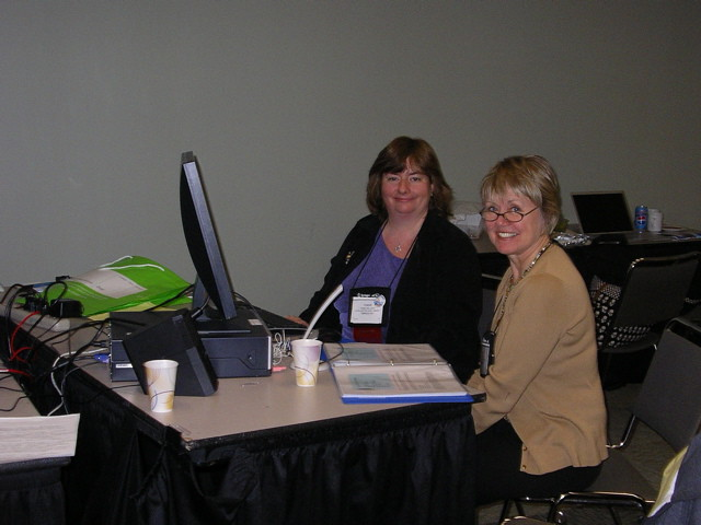 ACRL 2007, Baltimore, Md.