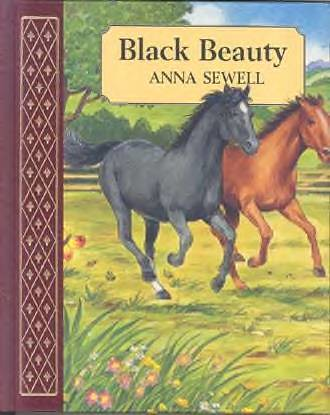 Black beuty book