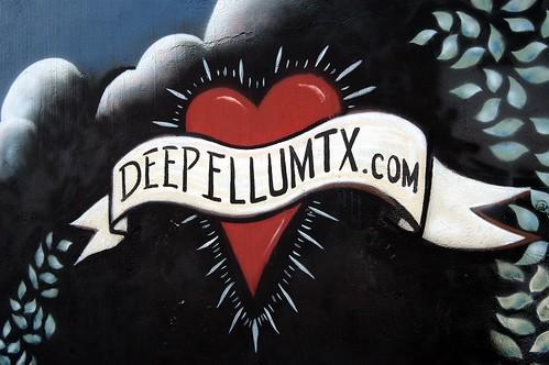 Deep Ellum Heart