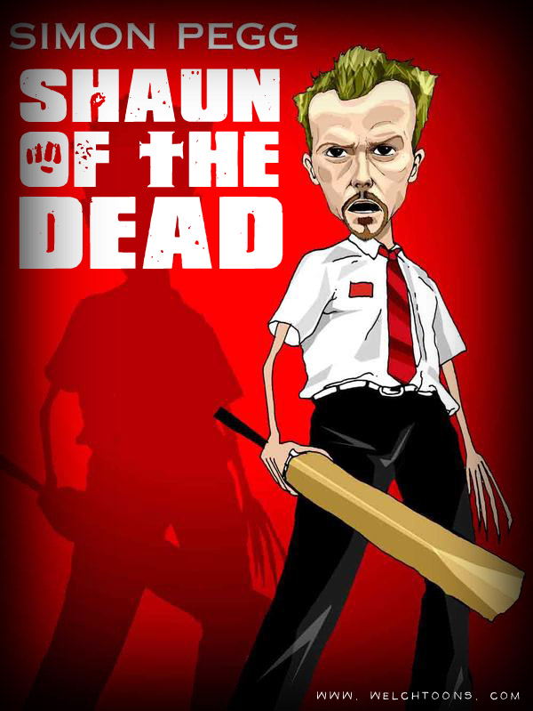 Simon Pegg: Shaun of the Dead