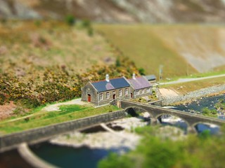 Elan Valley Miniature