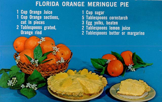 Florida Orange Meringue Pie | Flickr - Photo Sharing!
