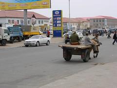 Traffic, Ulaanbaatar