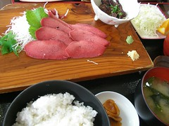 Lunch @ Yakushima Sightseeing Center 屋久島観光センター