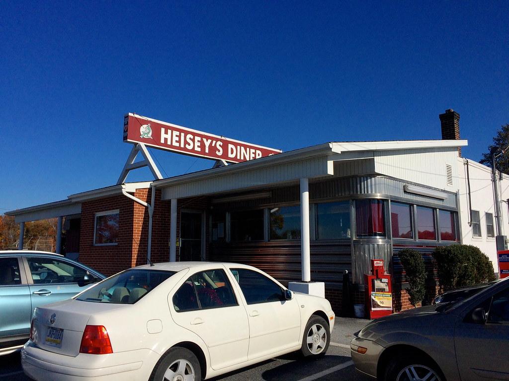 Heisey's Diner - Lebanon PA - Retro Roadmap
