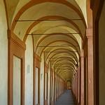 Portico of San Luca - Bologna, Italy