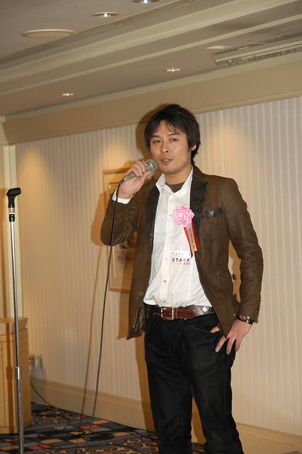 Photo:相馬 純平さん, IT技術者新春の集い 2007, サンプラザ By yuichi.sakuraba