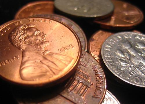 wealth of pennies