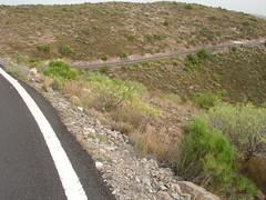 reservoir(0.0), dirt road(0.0), ridge(0.0), plateau(0.0), waterway(0.0), asphalt(1.0), soil(1.0), mound(1.0), road(1.0), geology(1.0), terrain(1.0), mountain pass(1.0), infrastructure(1.0),