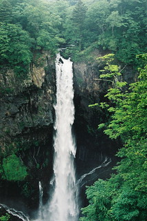 Waterfall, Nikko