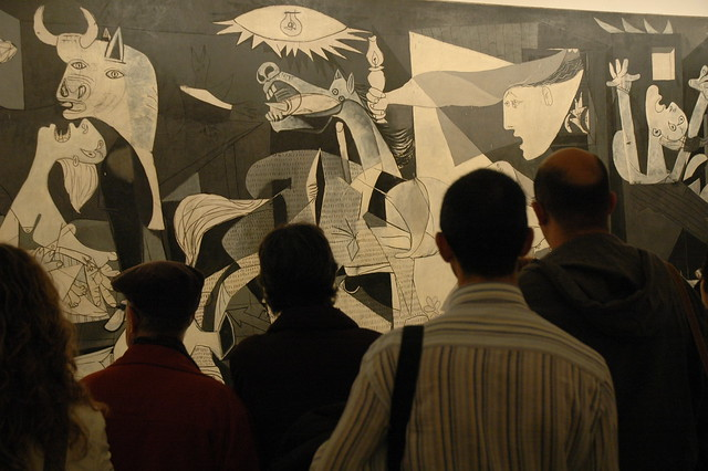 Guernica definition/meaning