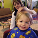 norah's haircut