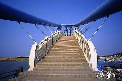 K003桃園永安漁港彩虹橋