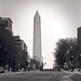 Washington Monument by maxedaperture