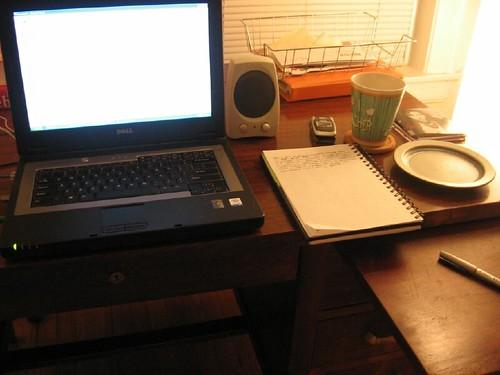 Come scrivere senza distrazioni in un  ambiente rilassante