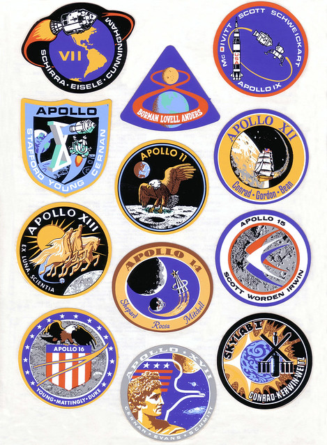 astronaut stickers - photo #30