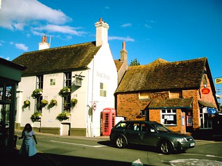Saturday Walkers Club Book 3 (extra) walk 108 - Burgess Hill to Hassocks: The Bull Inn & The Post Office Ditchling Sussex