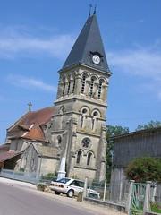 Der allzeitbereite Kirchturm - Photo of Wassy