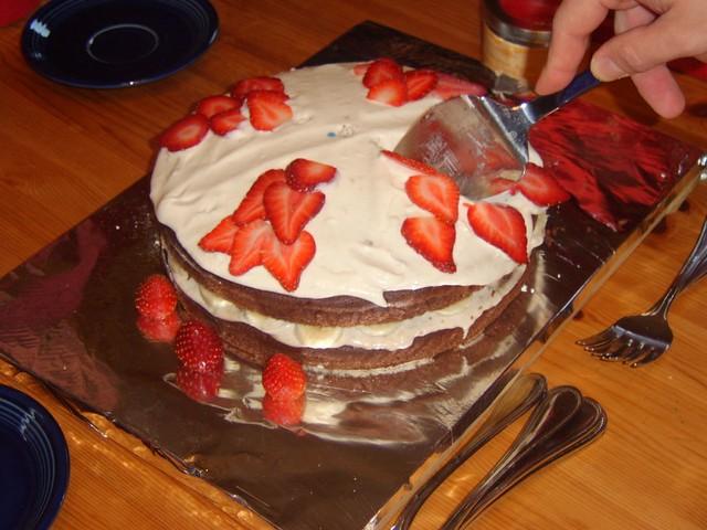 Layer Cake Bbc Food