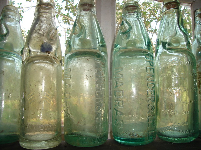 ... and soda bottles came in this shape