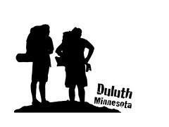 Duluth Minnesota Logo by visualpassion