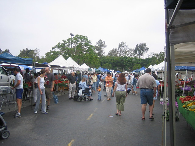 More UCI Farmer's Market