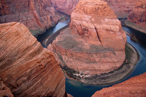 Horseshoe Bend at Dawn