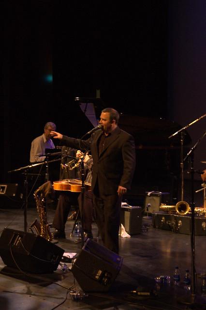 Christopher Plock - Jeff Healey's Jazz Wizards