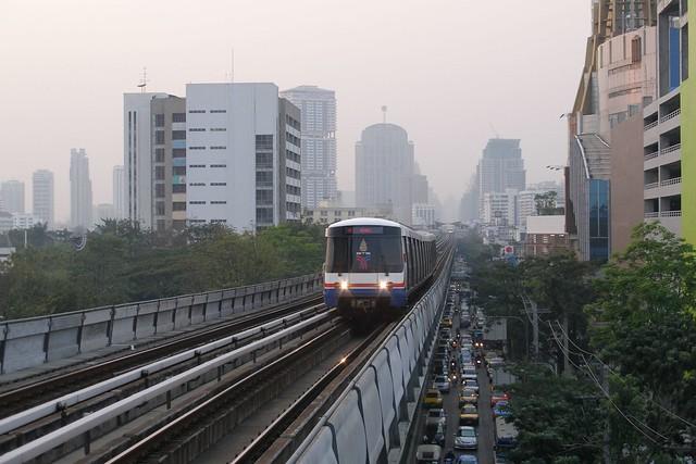 Bangkok Skytrain (2007-01-144)