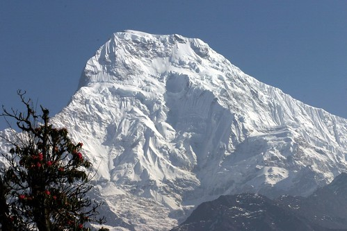 Annapurna Sanctuary, Nepal - eco-tours in Asia