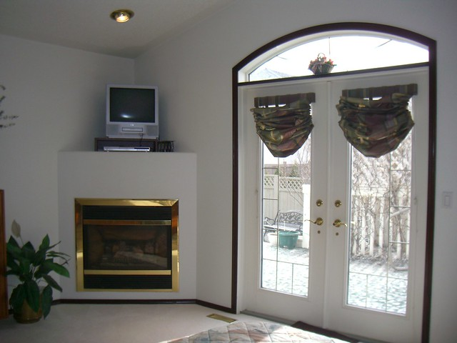Master Bedroom With Gas Fireplace Flickr Photo Sharing
