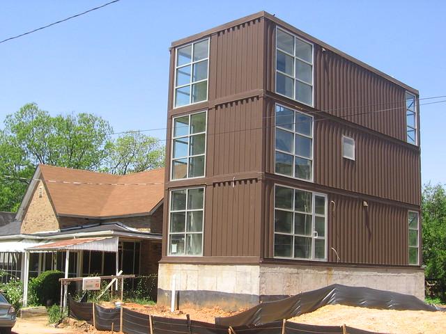 Shipping Container House - Atlanta, GA | Flickr - Photo ...