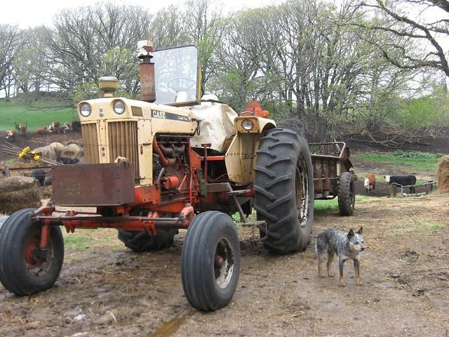 1960 Case Backhoe : S case tractor flickr photo sharing
