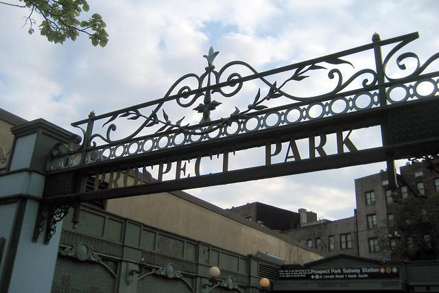 Nyc prospect lefferts gardens prospect park subway station flickr photo sharing for Prospect park lefferts gardens