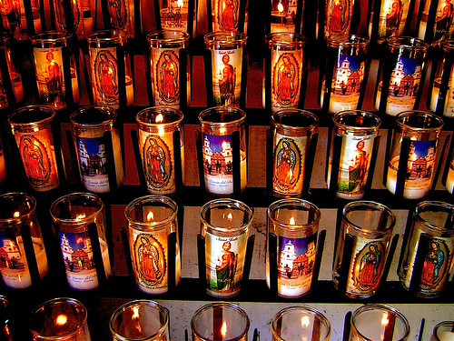 Chapel Votives
