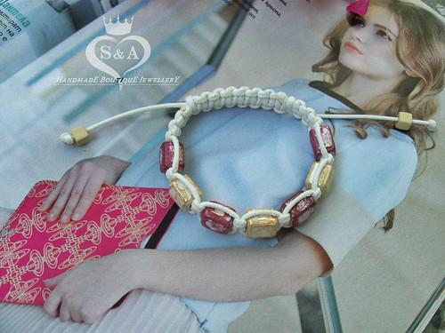 Classic Shamballa Bracelet Malta Shambala Bracelet Diamond Bracelet Yoga Bracelet White Bracelet Red Bracelet Elastic Bracelet Mens Womens Gifts Mother Gift Girl Gift